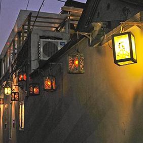 北京-什刹海之北京胡同