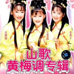 黄梅戏黄梅调专辑-王雪晶 莊群施 金燕子