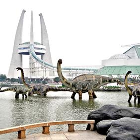 常州-环球恐龙城
