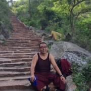 Awang皈佛僧