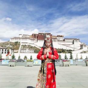 西藏-布达拉宫
