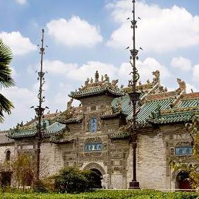 亳州-花戏楼