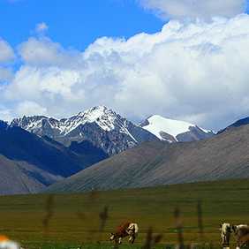 昌吉-新疆天山天池风景名胜区