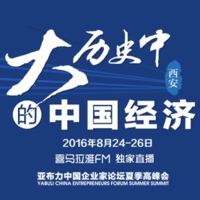 亚布力夏季论坛:大历史中的中国经济 - 喜马拉雅FM独家直播