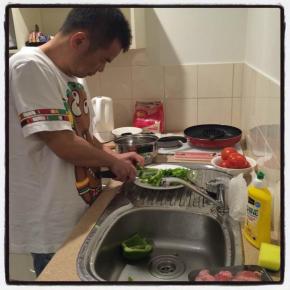 直男下厨房