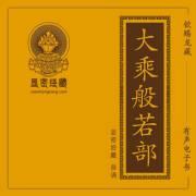 第01部 大般若波罗蜜多经 (第001卷~第600卷)(天-柰)
