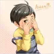 Assen捷-原创作品集