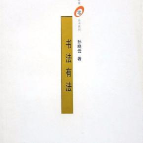 书法有法 孙晓云第2001版