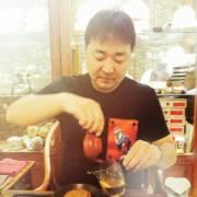 普洱茶人陈晓雷