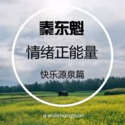 秦东魁-情绪正能量-快乐源泉篇