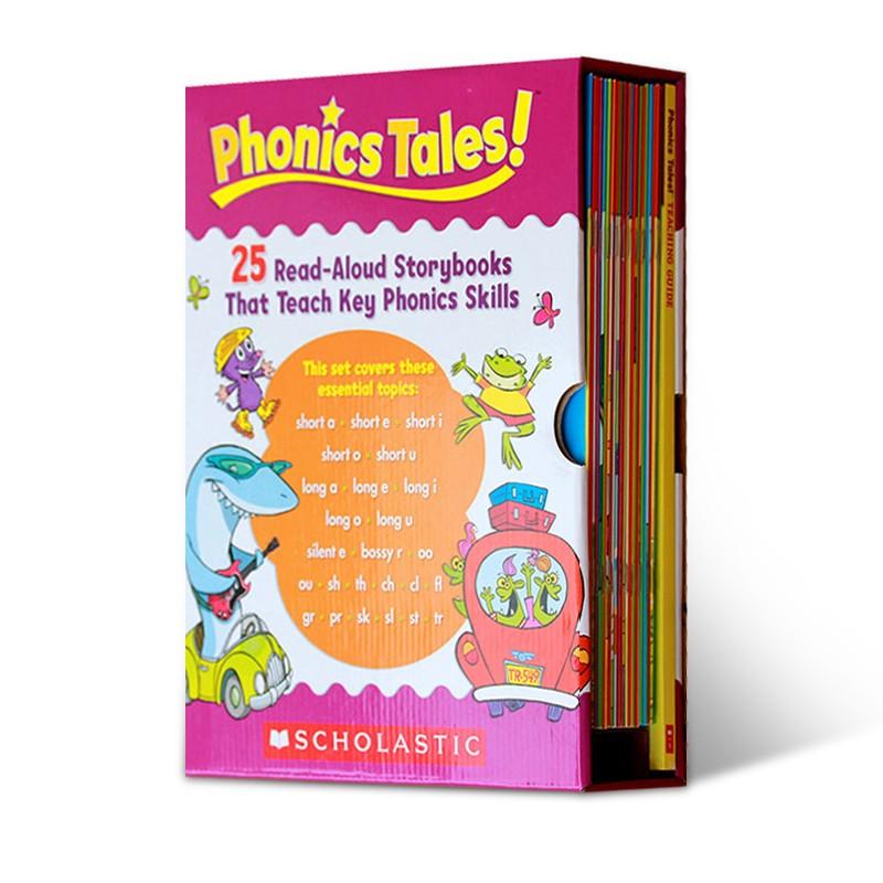 Phonics Tales