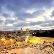 穿越千年~只为给你讲讲,以色列和约旦的美~~~