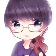 天使vs恶魔の小提琴演奏作品