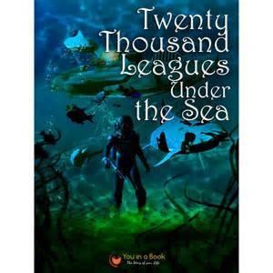 海底两万里(英文原版)