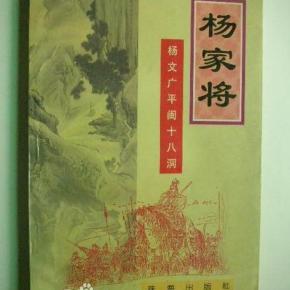 杨家将 粤语(完)