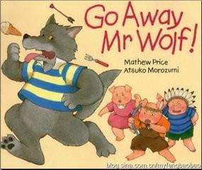 Go away Mr Wolf