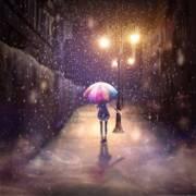 纯雨声:雷声带来远方的思念,静静入眠