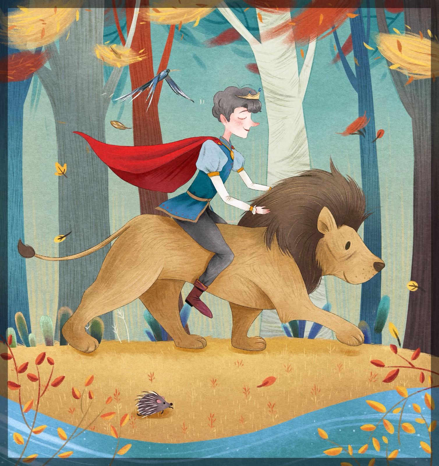童话故事-儿童启蒙睡前故事