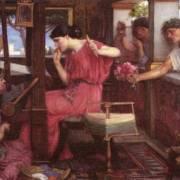 西方艺术中的希腊神话