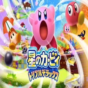 3DS星之卡比三重彩魔兽7.0v视频视频攻略图片