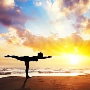 瑜伽教练英语指导语