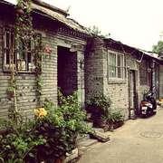 昔日的东单大街和一座石牌楼-喜马拉雅fm