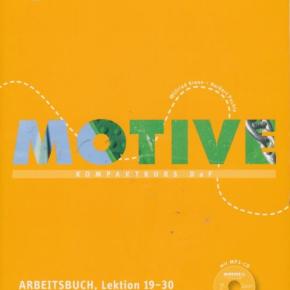 德语 Motive B1 练习册(文本)
