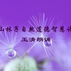 玉清 朗诵 【山林子自然智慧诗】