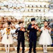 练习小提琴