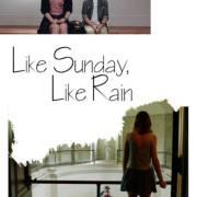 如晴天,似雨天