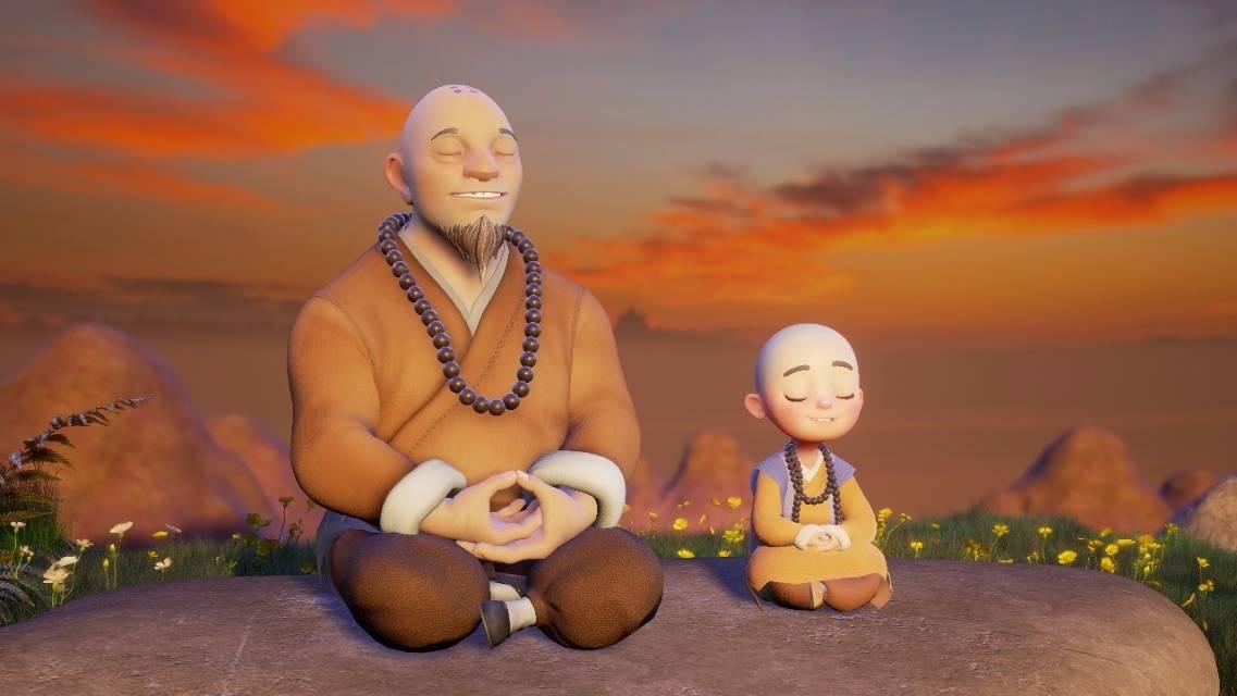一禅和师傅的故事