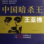 中国暗杀王王亚樵
