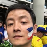 杨震猜足球