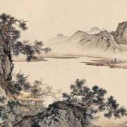 国画中国画书法中的哲学思想