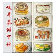 粤语博物馆…叹早茶倾下计