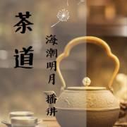 茶道 & 海潮明月