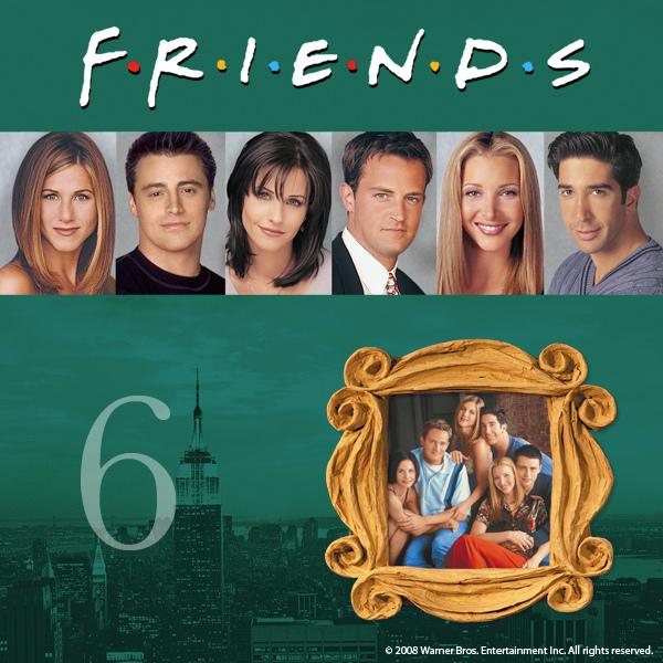 Friends OST Season.06