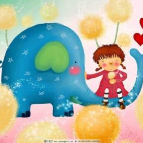世界经典儿童绘本:大象巴巴