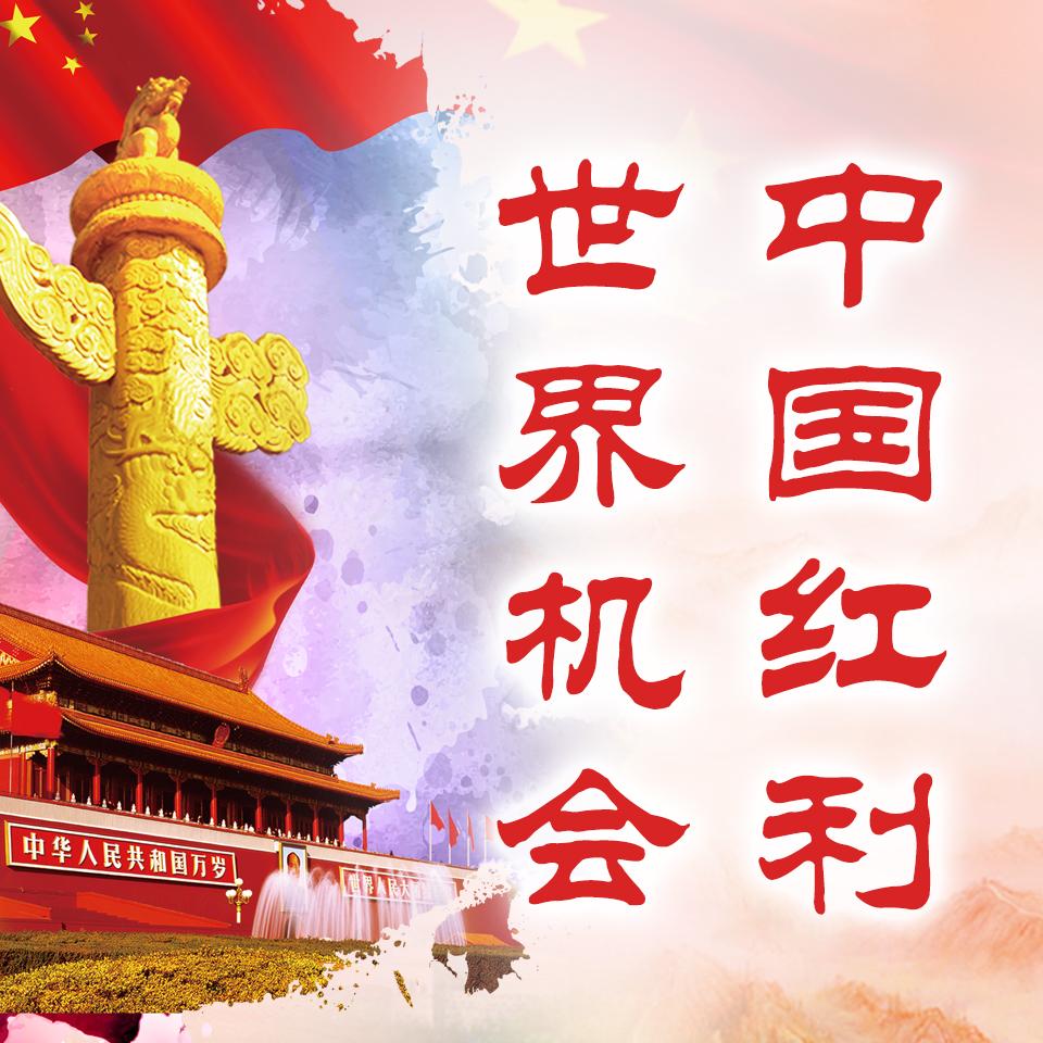 中国红利 世界机会