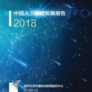中国人工智能发展报告2018