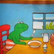 丸子妈妈讲故事:青蛙弗洛格系列