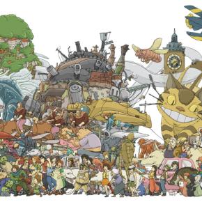宫崎骏的动画世界
