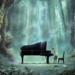夜色如水|安静放松钢琴曲