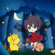 《我的同学是夜天使》18集 小肉包和阿佳妮的妙计