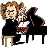 g大调第二十号钢琴奏鸣曲 作品49 第二号 i. 不是很快的快板图片