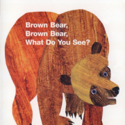 JY音频卡尔绘本Brown Bear What Do You See公众号:家庭亲子教育资源集锦)