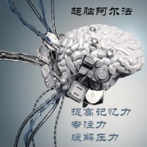 最强大脑提高专注力学习脑波音乐