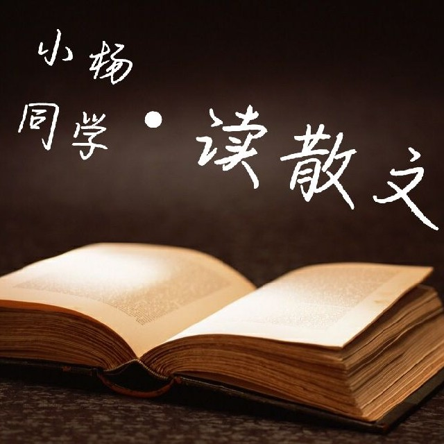 小杨同学·读散文