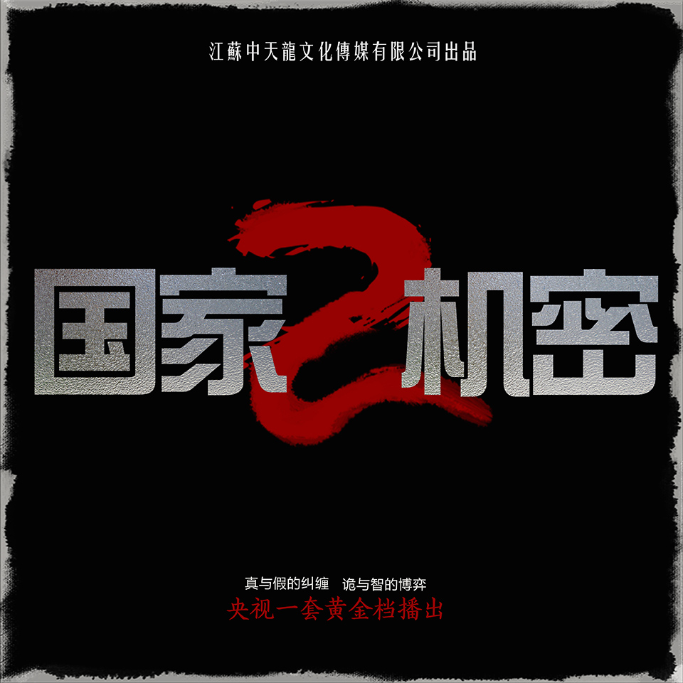国家机密2(同名电视剧原著)