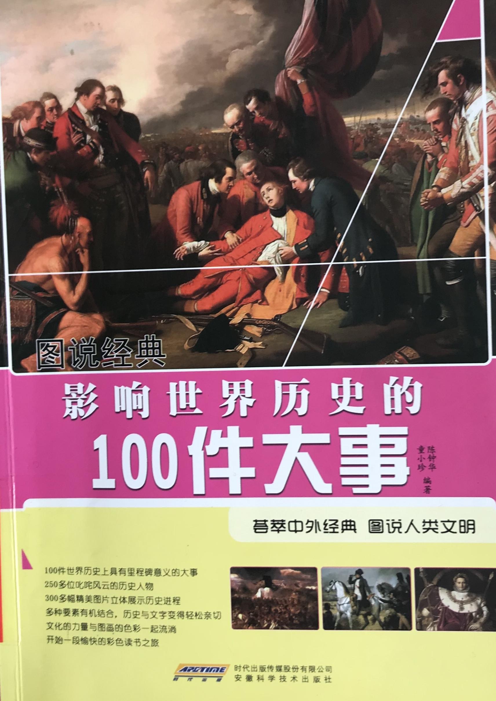 影響世界歷史的100件大事